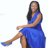 Christine Khasinah Odera, the founder of Supamamas:Helping Kenyan mums