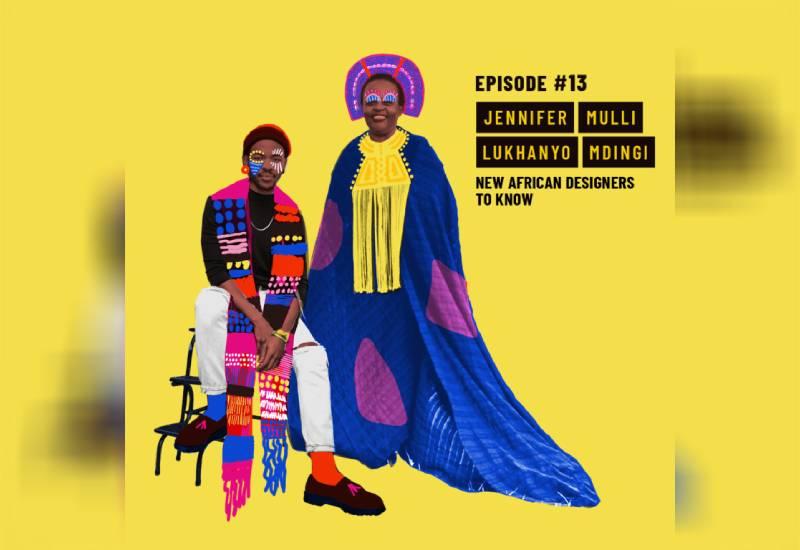 African Designers to Know - Lukhanyo Mdingi and Jiamini Kenya