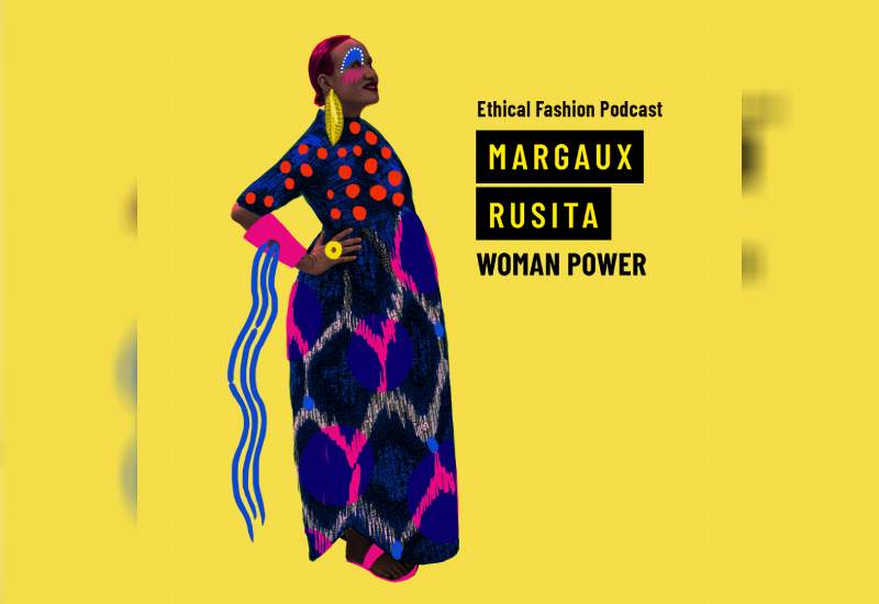 Ethical Fashion Initiative: Designer Margaux Rusita discusses Burundi's creative future and woman power