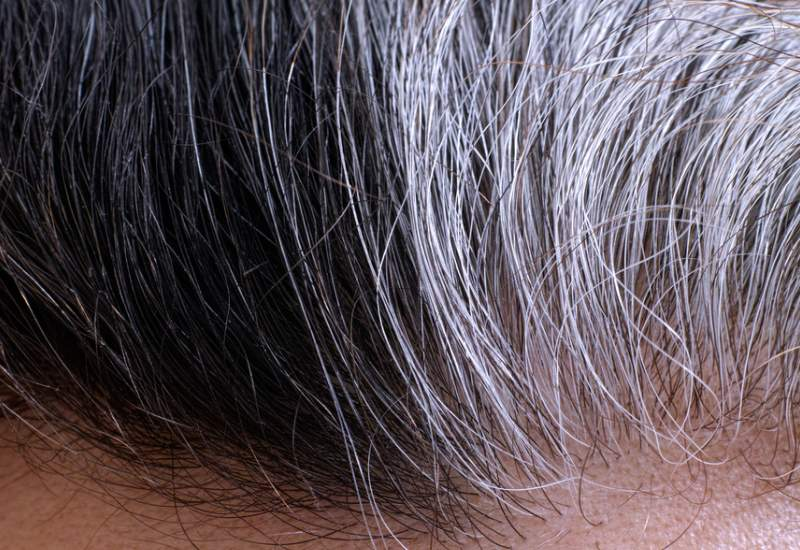 Five ways to cover grey hair without hair dye