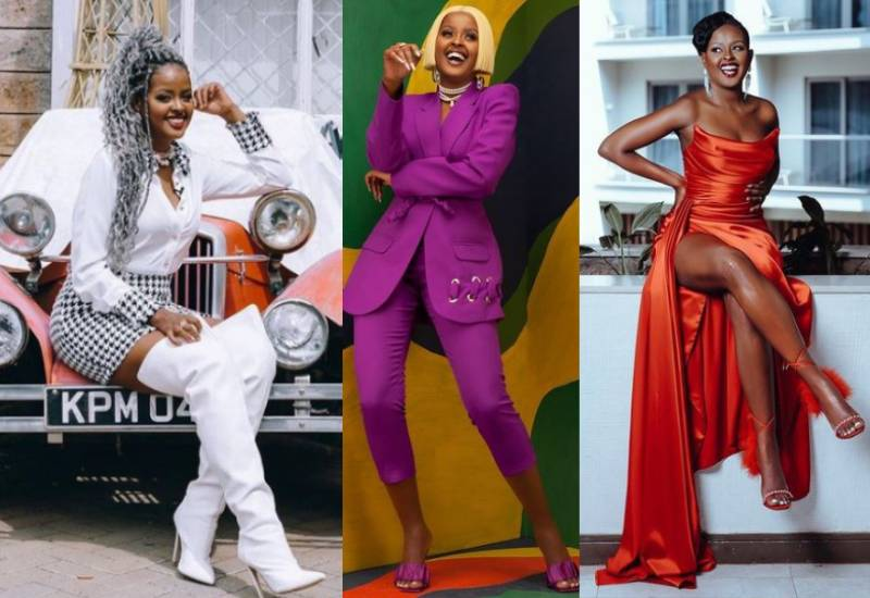 #FridayFashionInspo: One word for Amina Abdi - haute couture