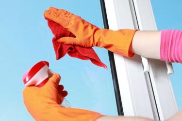 How to achieve streak-free clean windows