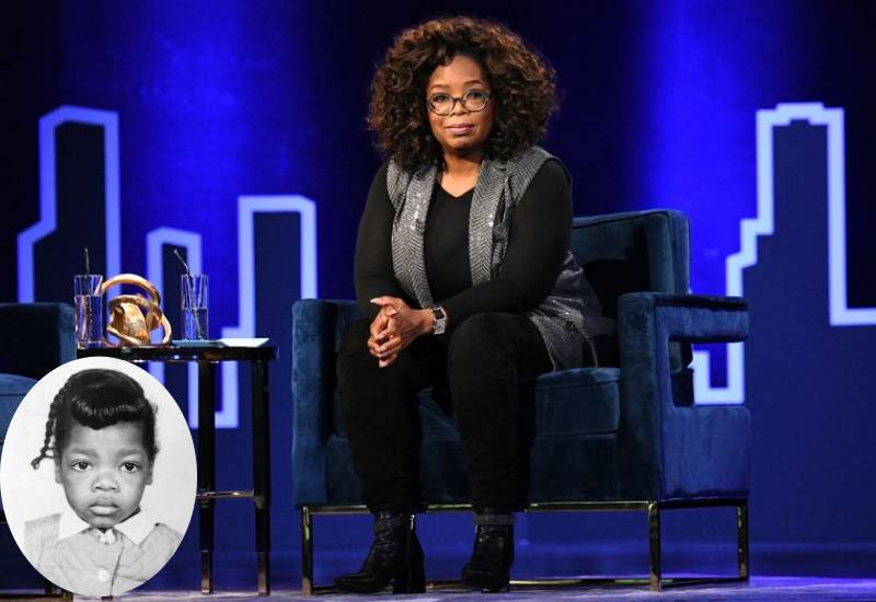 Oprah Winfrey opens up on horrific childhood abuse