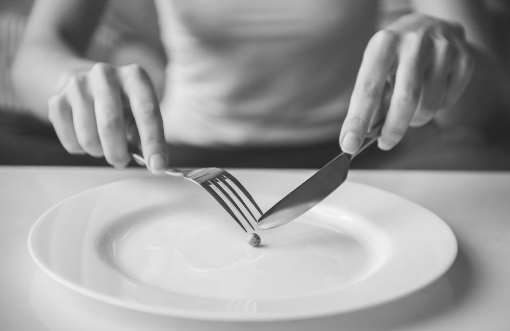 Risk factors that might cause eating disorder