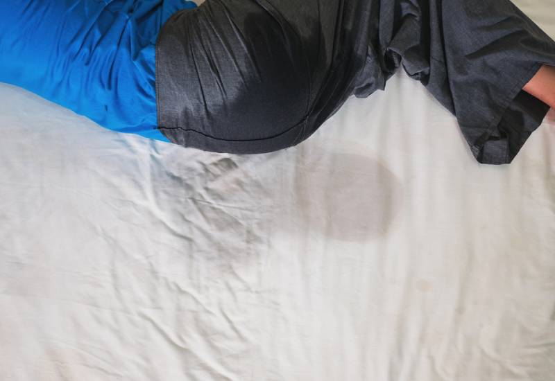 Adults who wet the bed suffer shame and stigma