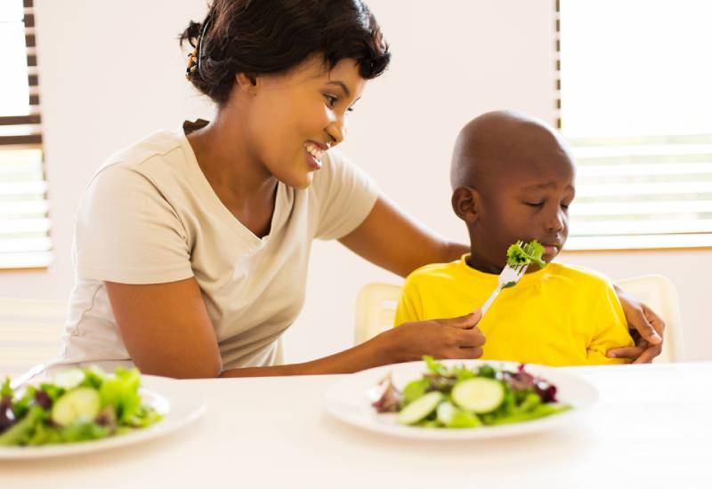 Five ways to deal with a fussy eater