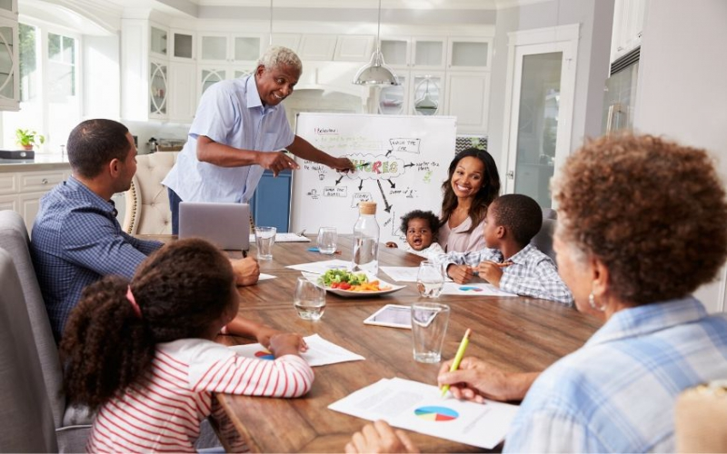 Three tips on how to host your in-laws for the holidays