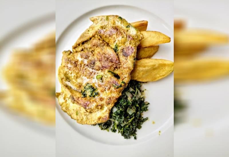 Easy recipe: Honey garlic chicken with coriander