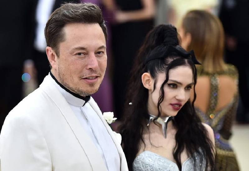 Elon Musk and musician girlfriend Grimes separate after three years
