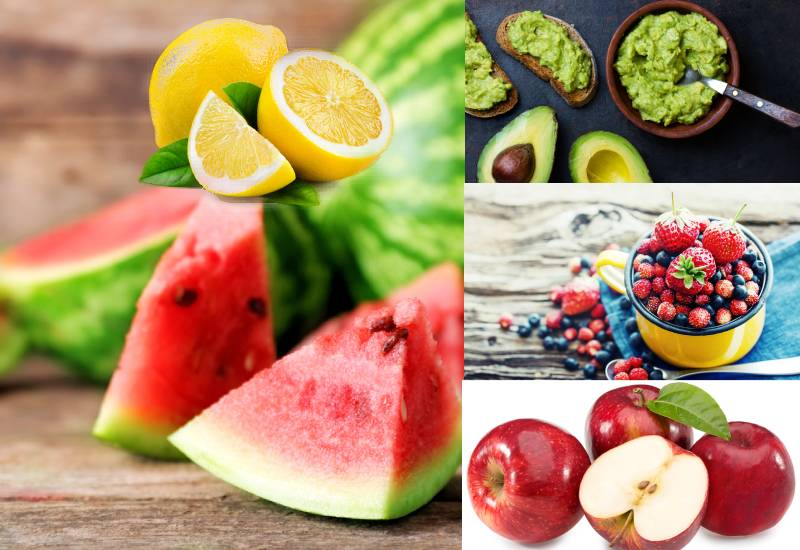 Five best fruits for weight loss