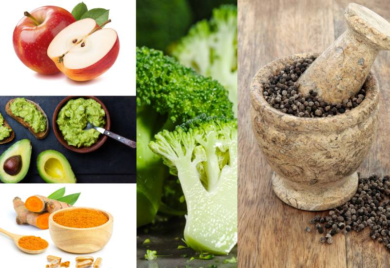 Five foods with hormonal health perks