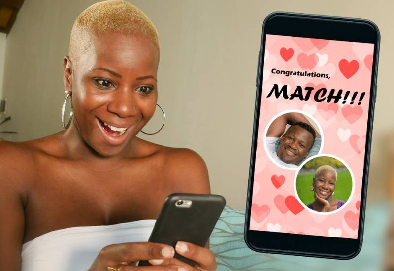 Five rules to navigate the online dating space