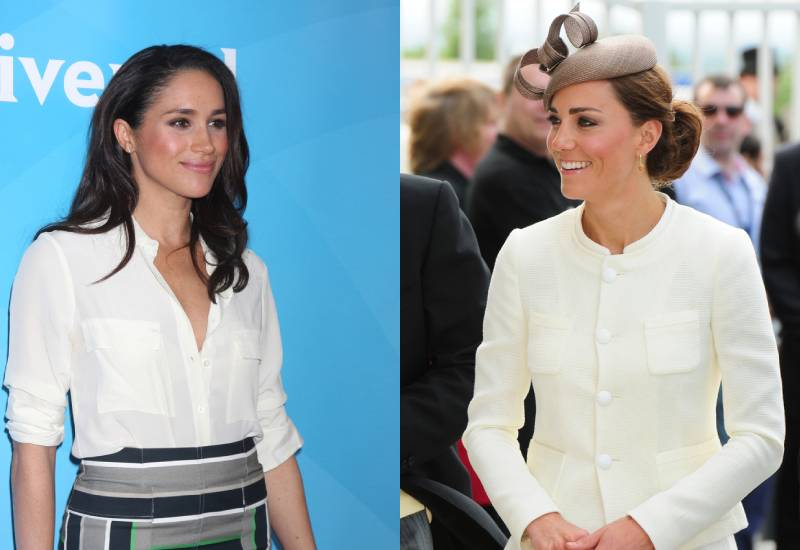 Meghan Markle beats Kate Middleton to be crowned the 'most iconic' royal