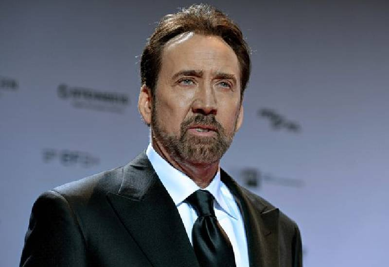 Nicolas Cage gets married for fifth time in Las Vegas to 26-year-old girlfriend