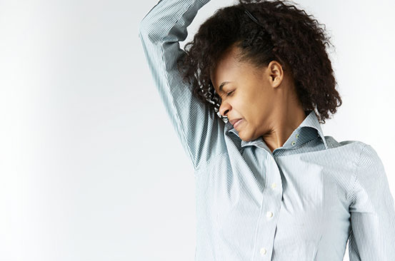 Can diet affect body odour? Seven foods that affect body odour