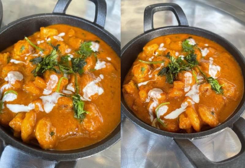 Easy recipe: Prawn curry in coconut