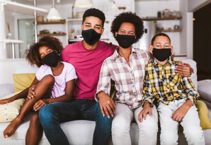 How family life has been disrupted by the pandemic