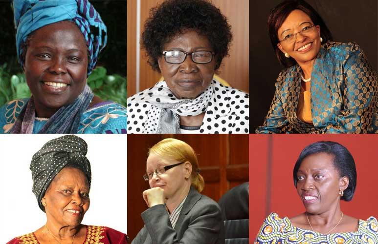International Women's Day 2020: The women who made Kenya