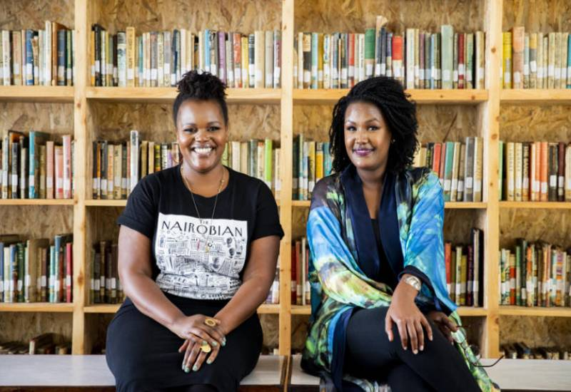 Meet the two women restoring Nairobi's iconic libraries