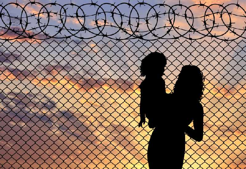 Children in prison with their mothers – not their crime yet their sentence