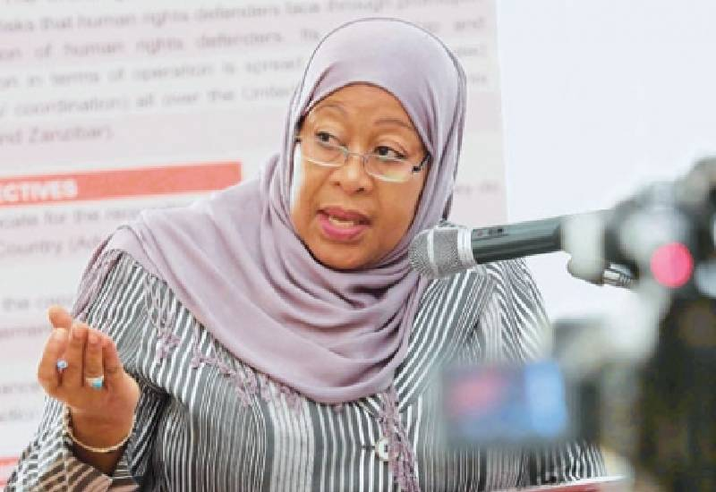 East Africa to have its first female President in Tanzania's Samia Suluhu Hassan