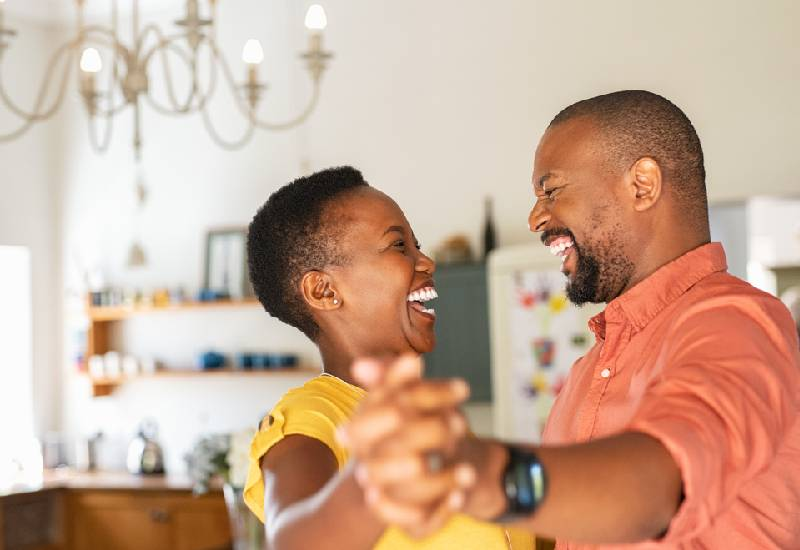 Five useful tips when dating in your 40's