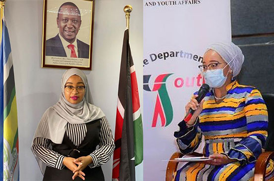 How I got here:  Nadia Abdalla CAS Ministry of ICT, Innovation & Youth Affairs