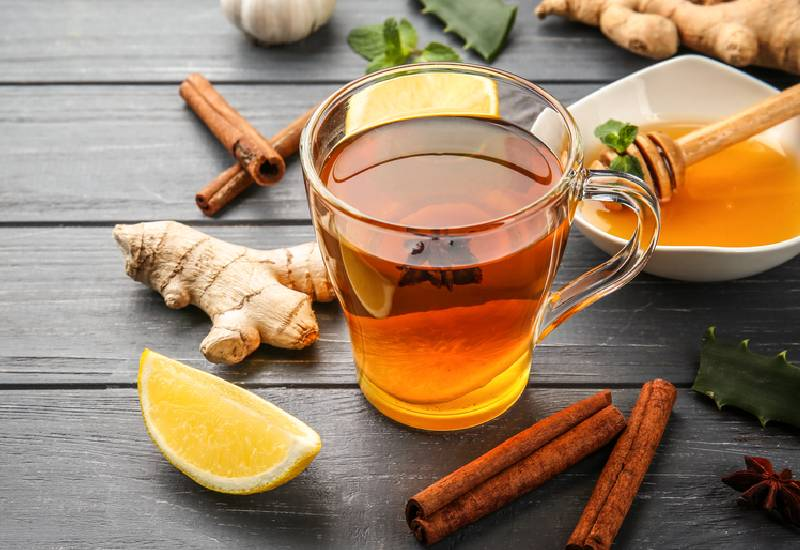 How to make a simple ginger remedy
