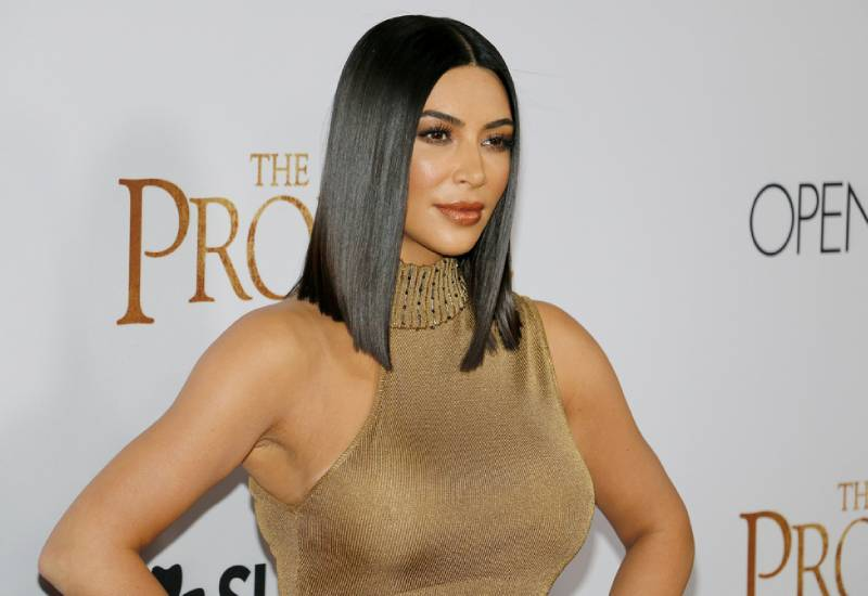 Kim Kardashian's legal dreams in tatters as she fails her first year law exam