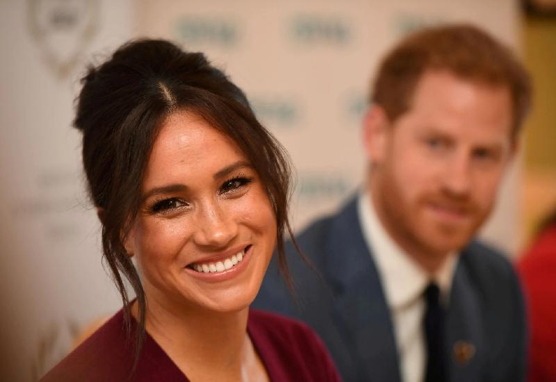 Meghan Markle creates TV project aimed at girls for Netflix