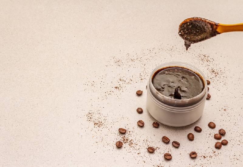 Six benefits of coffee scrubs