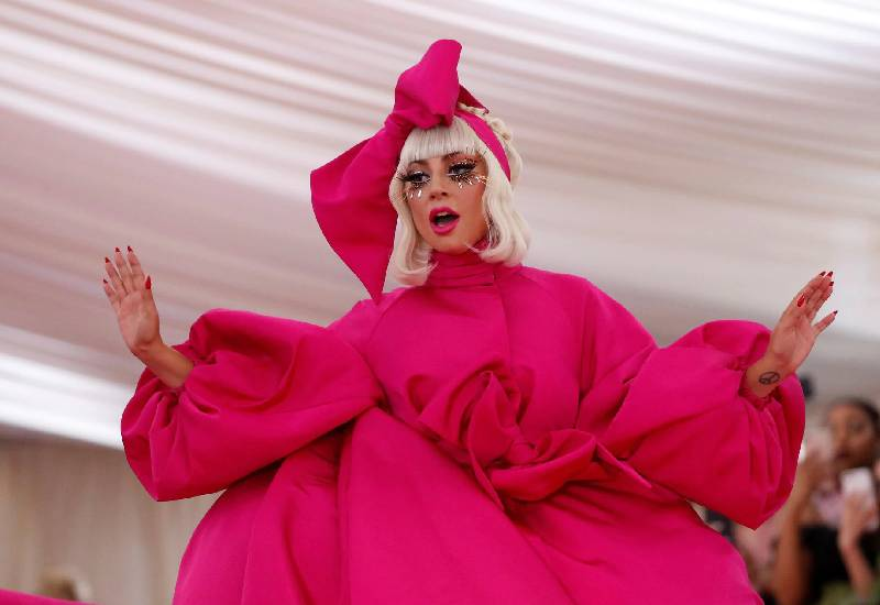 The Icon: Lady Gaga leads People's best dressed list