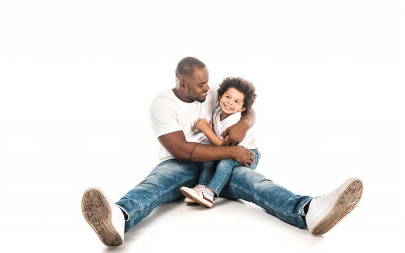 The cost of absentee fatherhood on your child's development