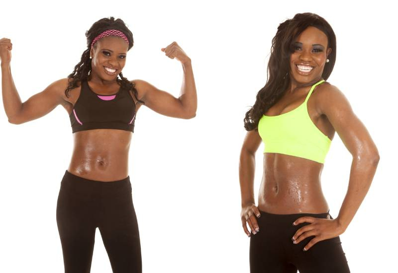 Why women need more, and not less muscle
