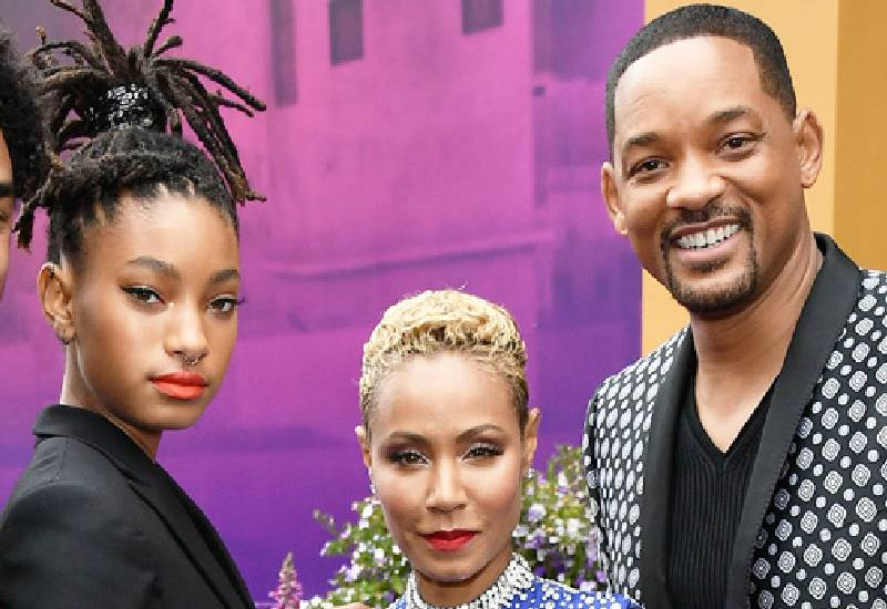 Willow Smith comes out as polyamorous, says two partners is her limit