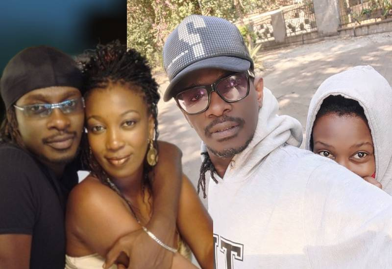 You are still the one: Nameless and Wahu mark 15th wedding anniversary