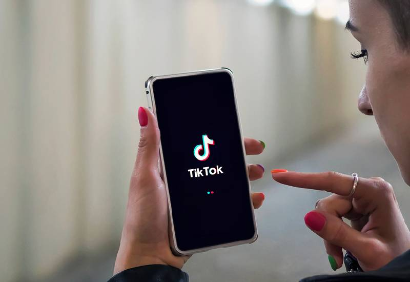 Confessions: I was scrolling on TikTok when I came across a video of another woman at my house