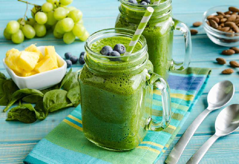 Five simple green smoothie recipes worth a try