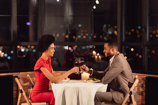 Man left with eye-watering Valentine's Day bill after misreading wine list