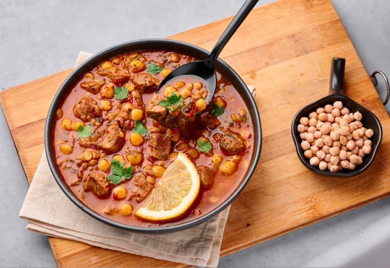 Recipes around Africa: Harira from Morocco