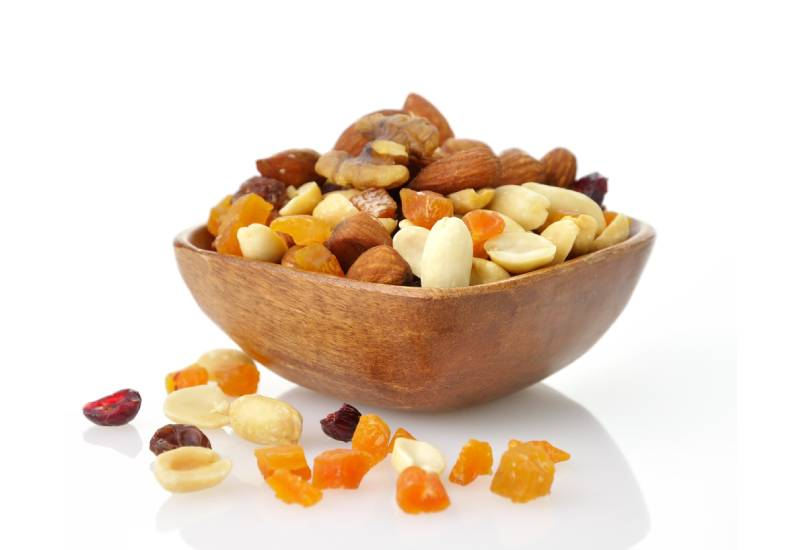 Seven healthy snacks you should always stock up on