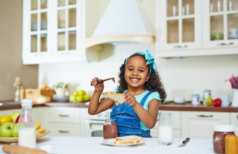 Seven simple foods your child can prepare alone