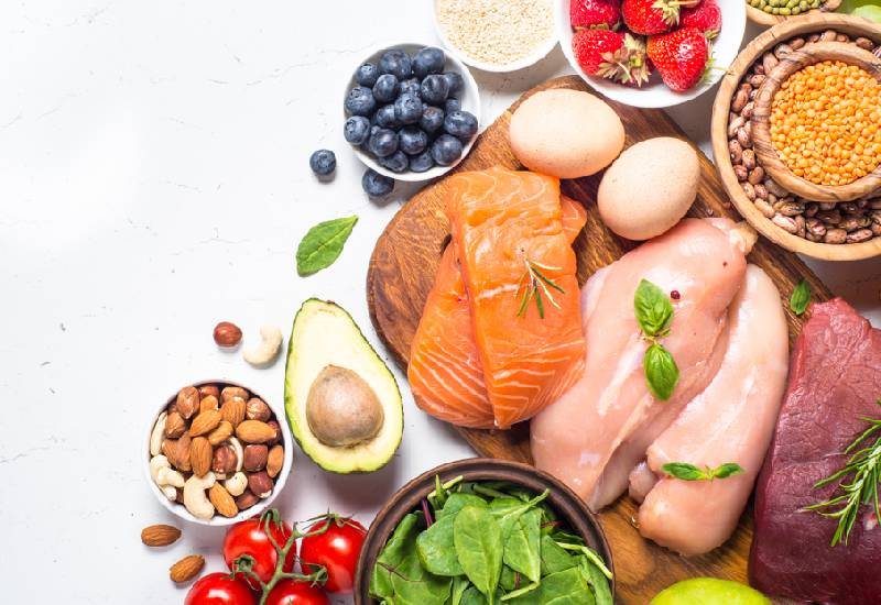 Six muscle building foods to fuel your goals