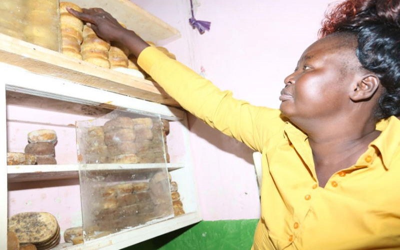 My village soap-making business has stock worth Sh1.5 million: Jane's story and business aspirations