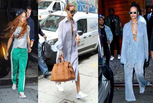 Style Icon: Rihanna takes fashion to a new level
