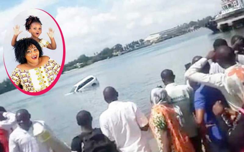 Woman, daughter still trapped 60m underwater as lack of equipment stalls recovery