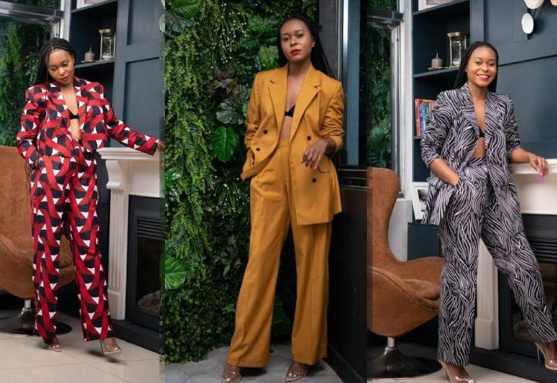 Trendsetters: The suited woman