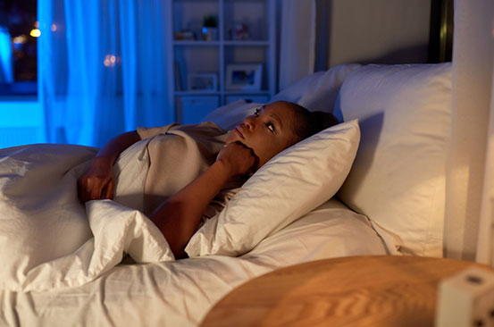 Woman shares five-minute sleep trick that she swears 'cured her insomnia'