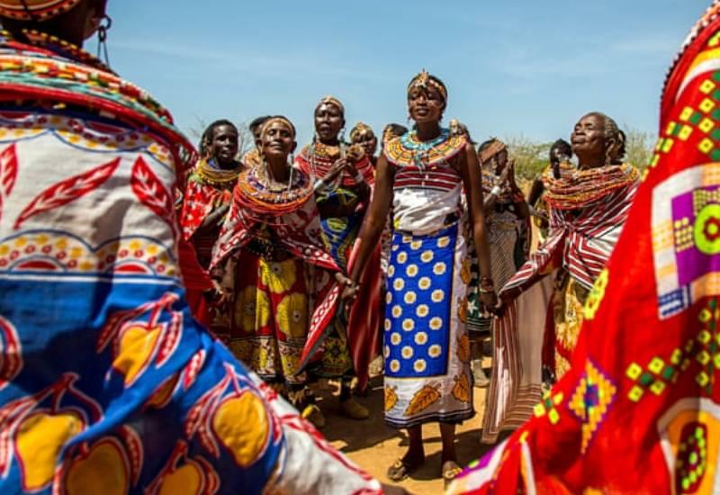 Women-only village inspiring land equality in rural Kenya