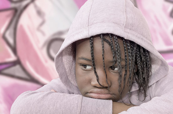 Confessions: My teenage grandchild is breaking my daughter and I don't know what to do